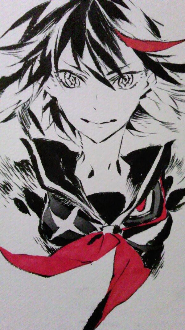Crunchyroll Manga Artist Shirow Miwa Posts Kill La Kill