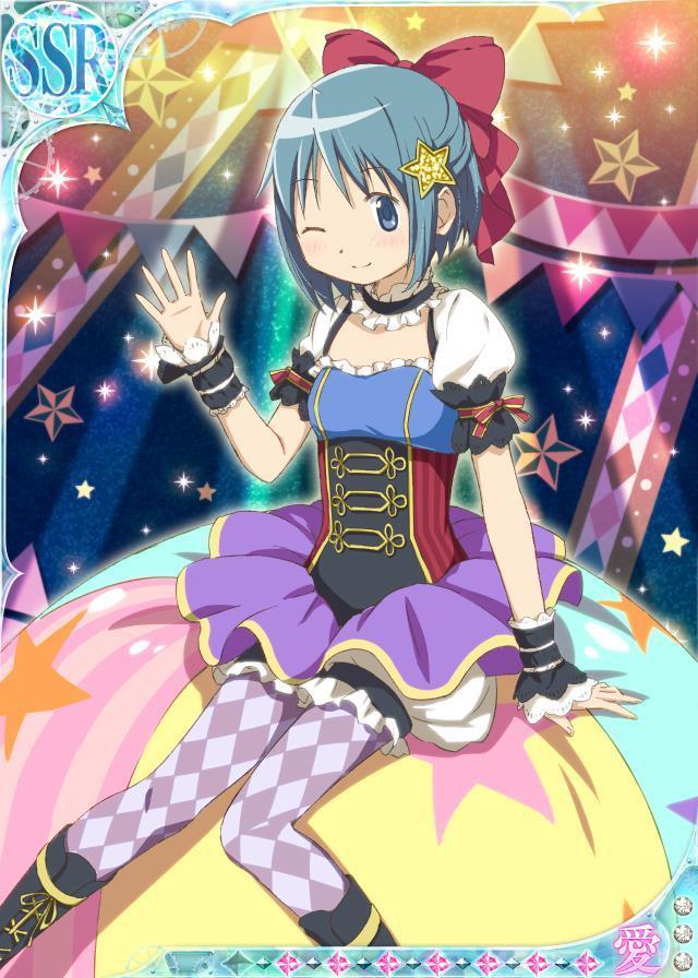 Crunchyroll Madoka Magica Girls Get Circus Sailor And