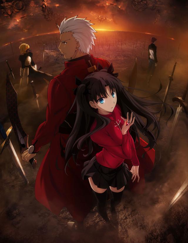 Fate Stay Night Unlimited Blade Works 2nd Season Genre Action Fantasy Magic Shounen Supernatural Studio Ufotable TV Release April 2015