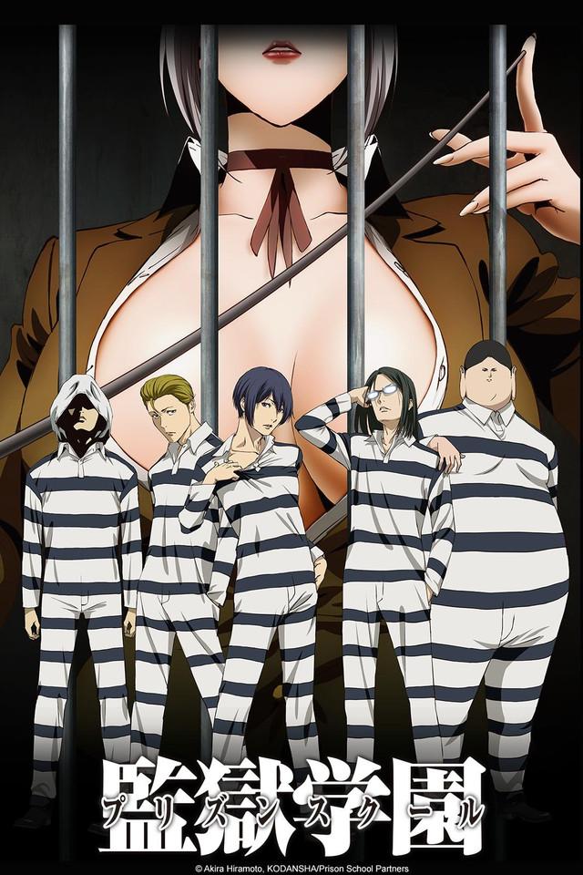 Image result for Prison School