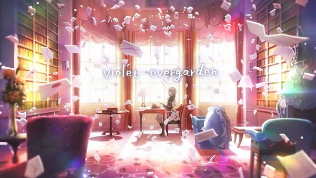 Violet Evergarden Anime Release date & Updates!