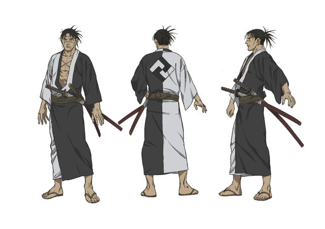 Kenjiro Tsuda vào vai Manji