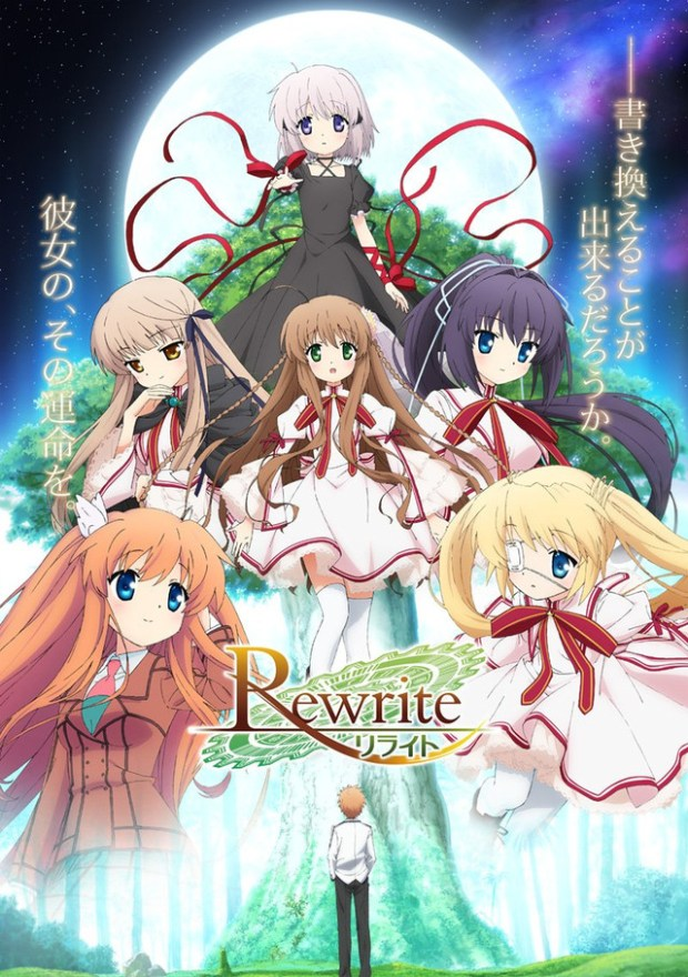 Rewrite anime key