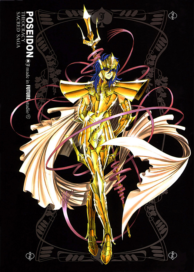 Crunchyroll Saint Seiya The Sacred Saints Group Info