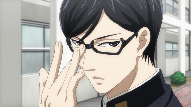Resultado de imagem para óculos nos animes
