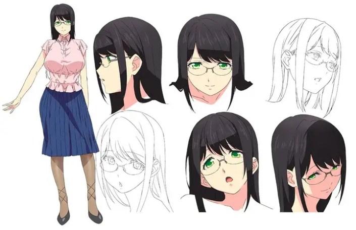 Yuzuki Hanyū world end harem