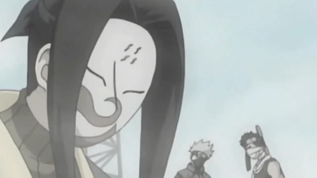 Haku in Naruto