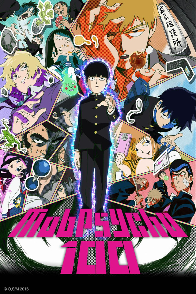Image result for mob psycho 100