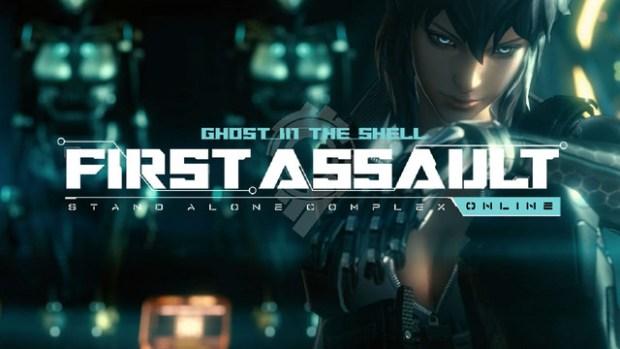 GitS SAC First Assault hero