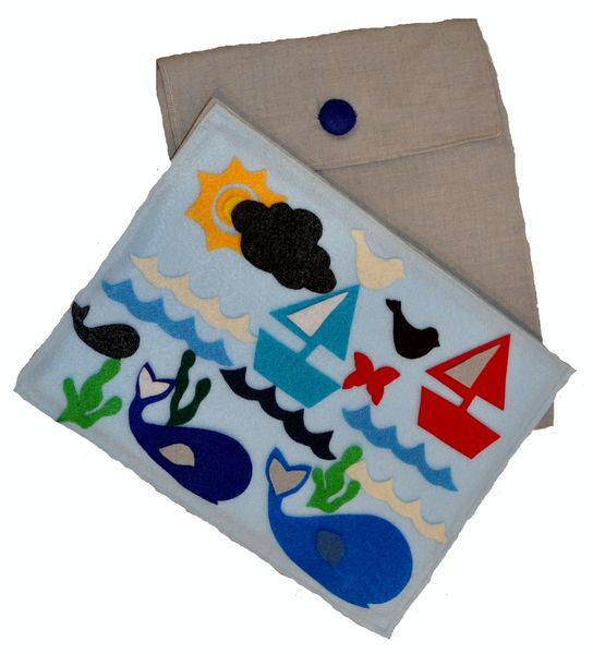 Ahoy There! Play Felt Set
