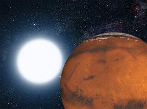 Fond Dcran Anim Plante Mars Site Internet Officiel
