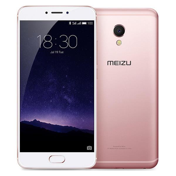 banggood Meizu MX6 MTK6797 Helio X20 2.3GHz 10コア PINK(ピンク)