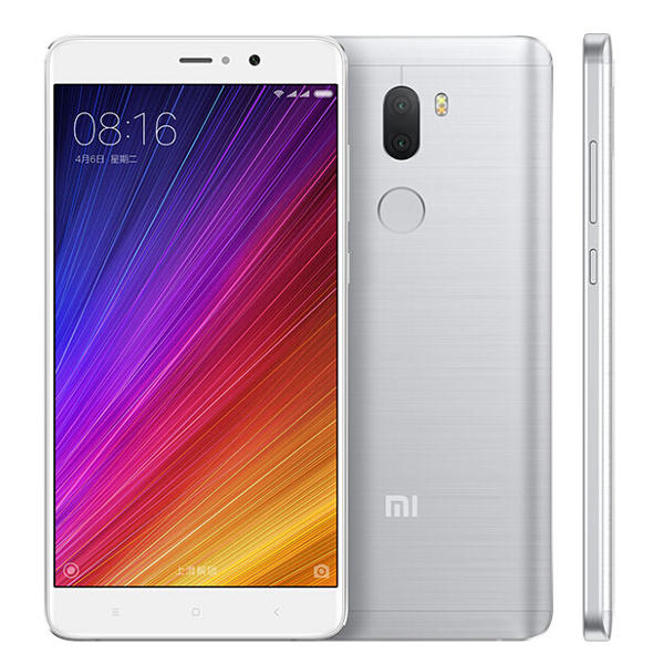 banggood Xiaomi Mi5S Plus Snapdragon 821 MSM8996 Pro 2.35GHz 4コア  SILVER(シルバー)