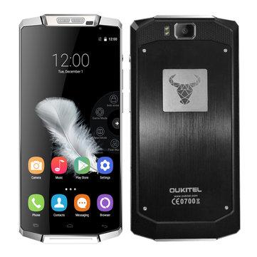 OUKITEL K10000 10000mAh Battery 5.5-inch MT6735p 1.0GHz Quad-core Smartphone