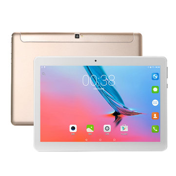 Original Box VOYO I8 Pro Octa Core 3G RAM 64G ROM 10.1 Inch Android 7.0 Dual 4G Tablet PC Gold