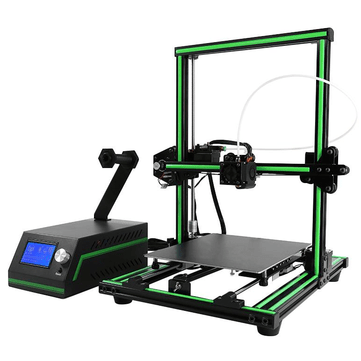Anet® E10 DIY 3D Printer Kit 220*270*300mm Printing Size Support Off-Line Print 1.75mm 0.4mm Nozzle