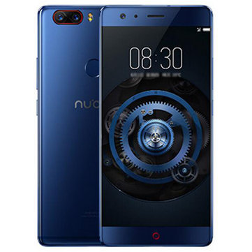 ZTE Nubia Z17 Dual Rear Camera 5.5 inch 8GB 128GB Snapdragon 835 Octa core 4G Smartphone