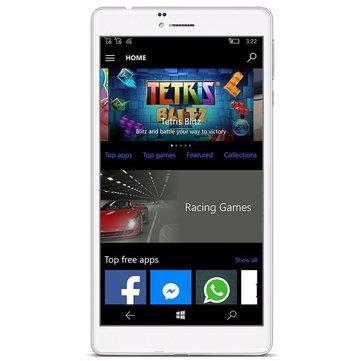 banggood Cube WP10 Snapdragon 210 MSM8909 1.1GHz 4コア WHITE(ホワイト)