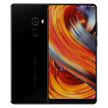 Xiaomi Mi MIX 2 Special Edition 5.99 inch 8GB RAM 128GB ROM Snapdragon 835 Octa core 4G Smartphone