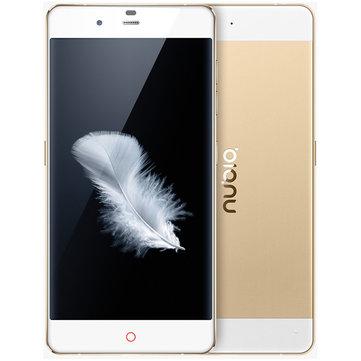 ZTE Nubia My Prague 5.2 Inch 3GB RAM 32GB ROM Snapdragon MSM8939 64Bit Octa-core 4G Smartphone