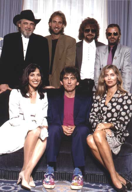Ringo Starr - Travelling Wilburys and friends