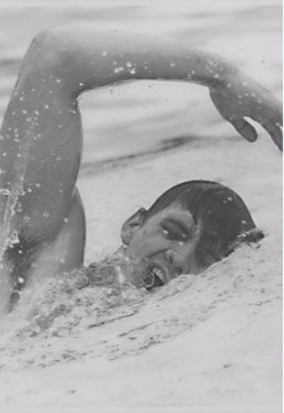 David Johnson (swimmer)