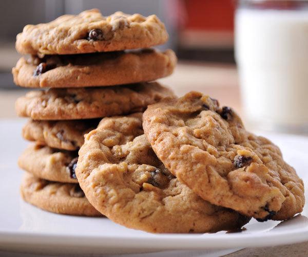Oatmeal pumpkin cookies recipe