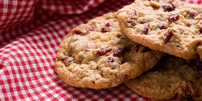 Oatmeal Raisin Cranberry Cookies recipes