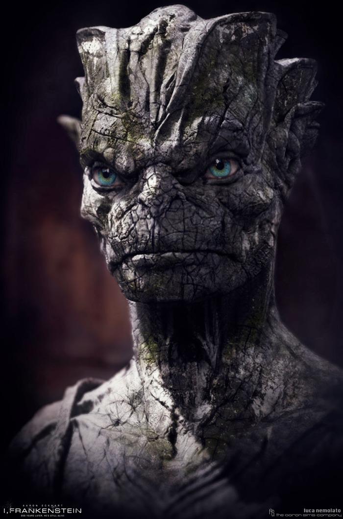 I Frankenstein Gargoyle Queen Cgtrader Com