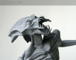 Alien 3D Models Download 3D Alien Files