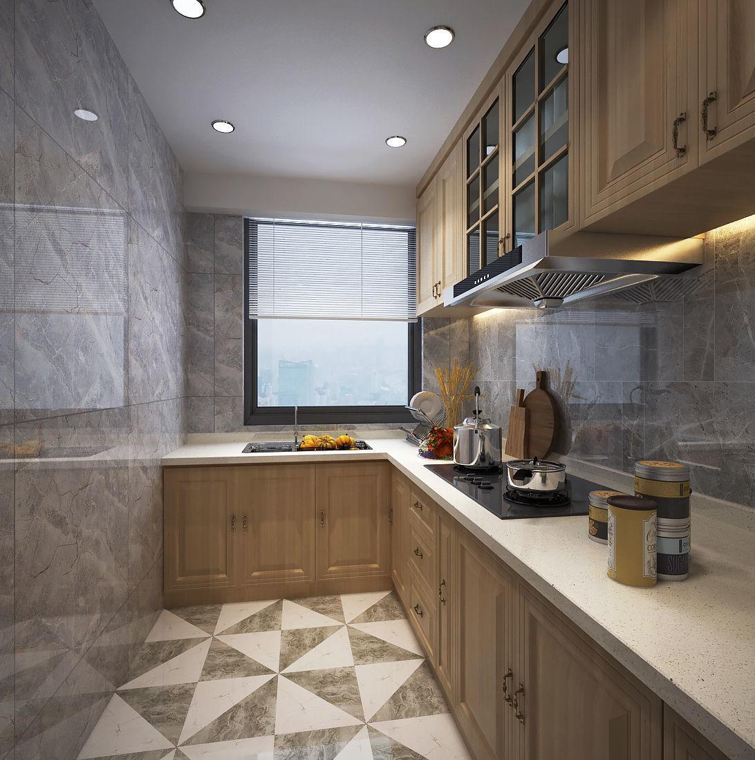 Modern Kitchen Design decoration 3D model | CGTrader on Modern Model Kitchen  id=60848