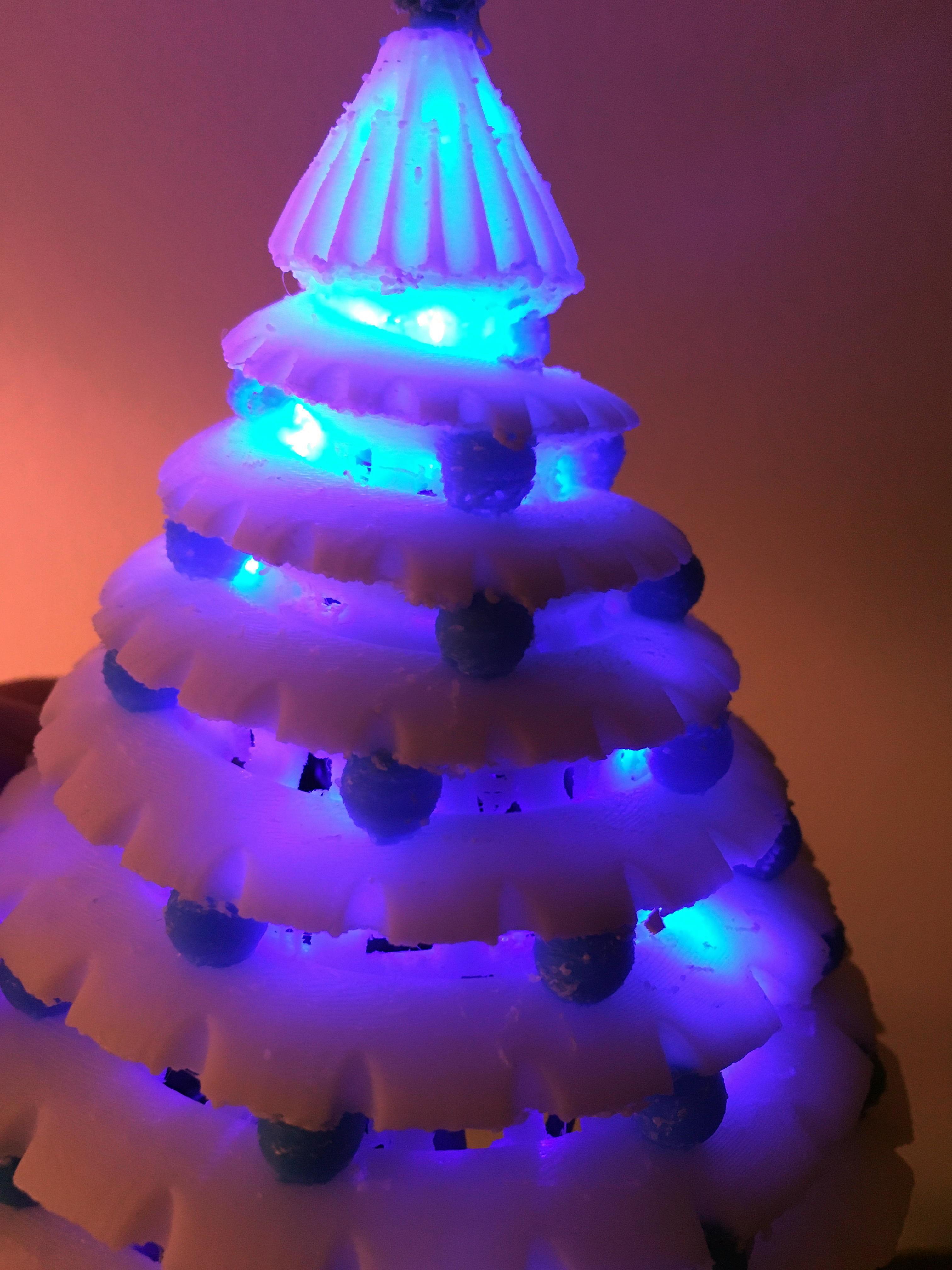 Christmas Tree Spiral