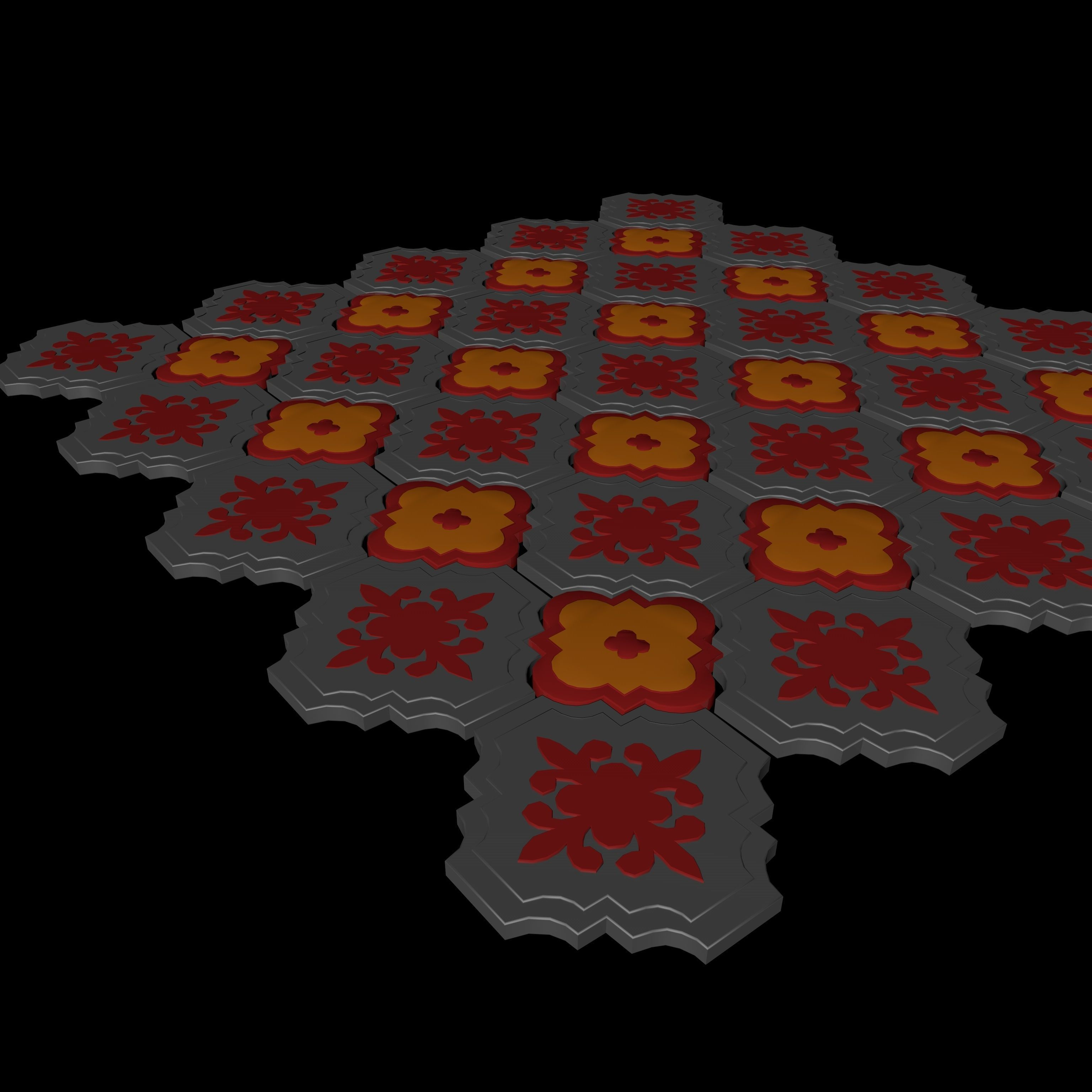 3D model Tile Pavement   CGTrader on Tile Models  id=29532
