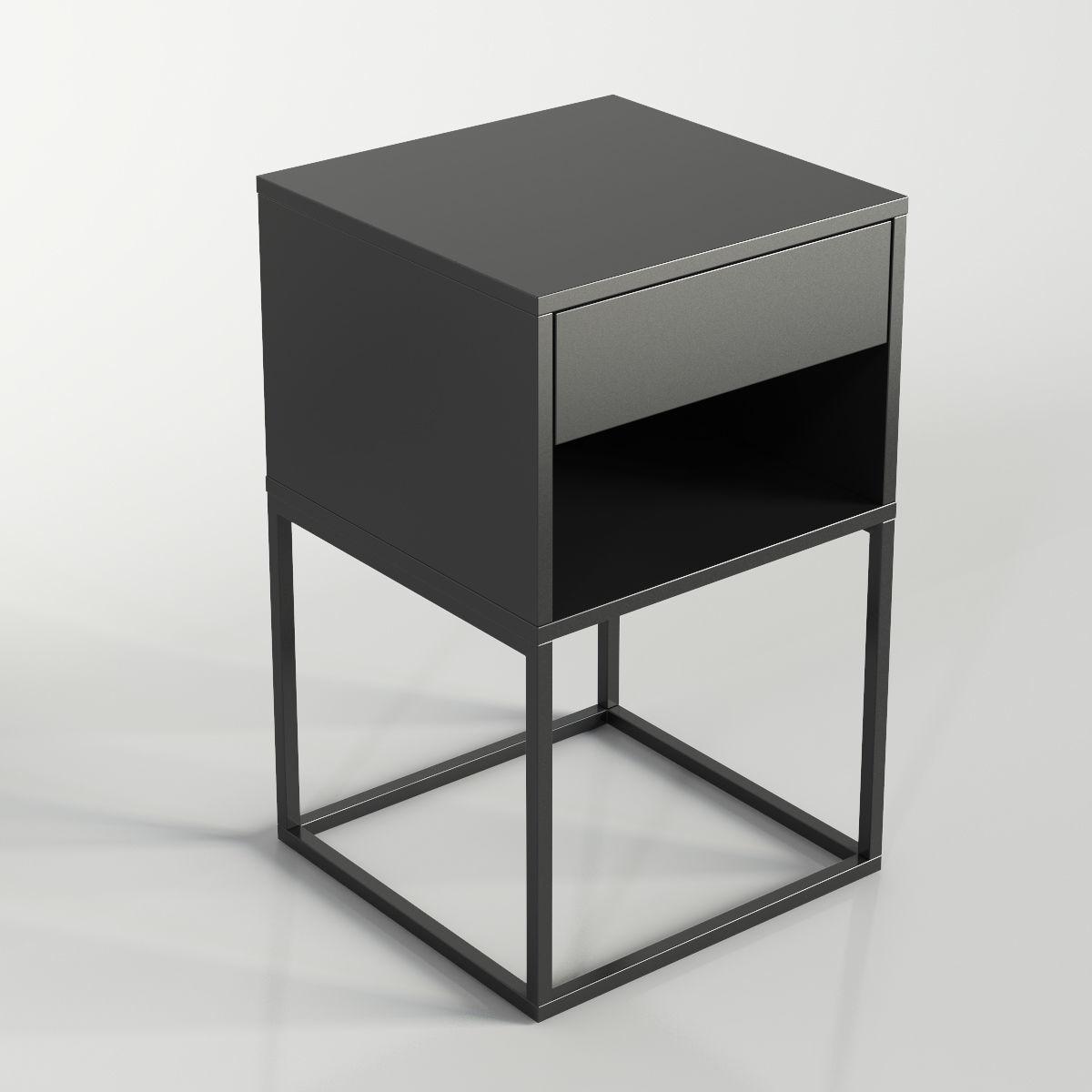 Ikea Nightstand Themiracle Biz