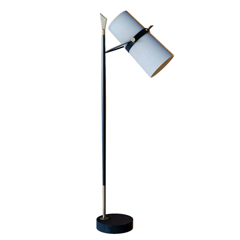 Riston Floor Lamp 3D asset   CGTrader on Riston Floor Lamp  id=81243