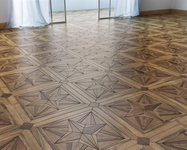 3D model Wooden Floor Tiles   CGTrader on Tile Models  id=64375