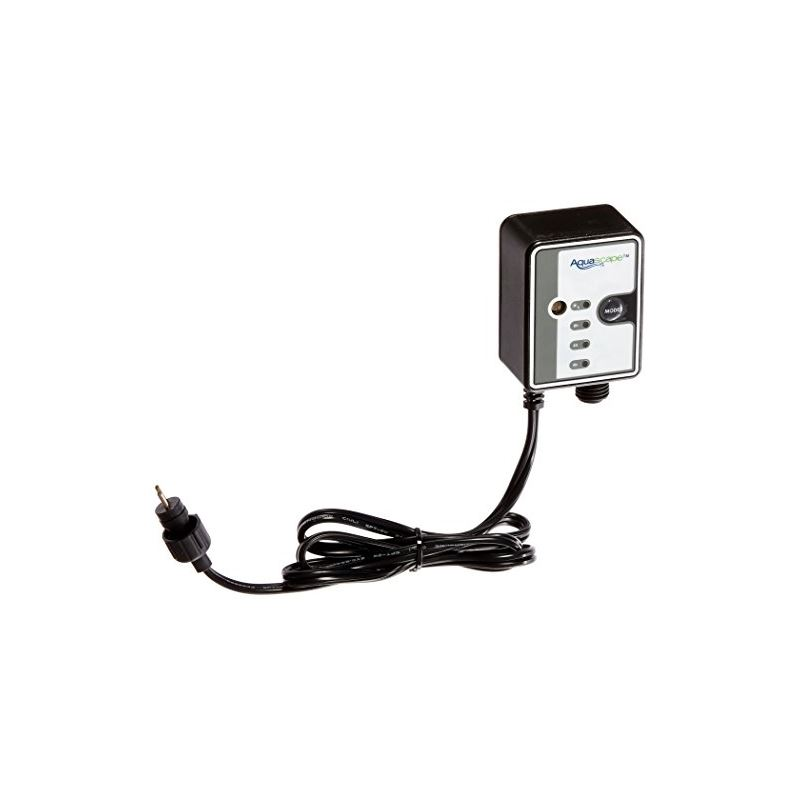 84039 light sensor photocell with digital timer for pond waterfall garden and landscape features