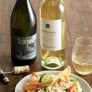 Wine Pairings: What Should I Drink with Shrimp Scampi