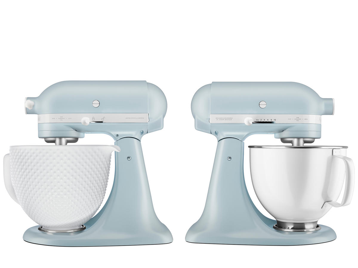 KitchenAid Releases New Mixer Color To Celebrate 100 Year AnniversaryAnd It Is SO PRETTY