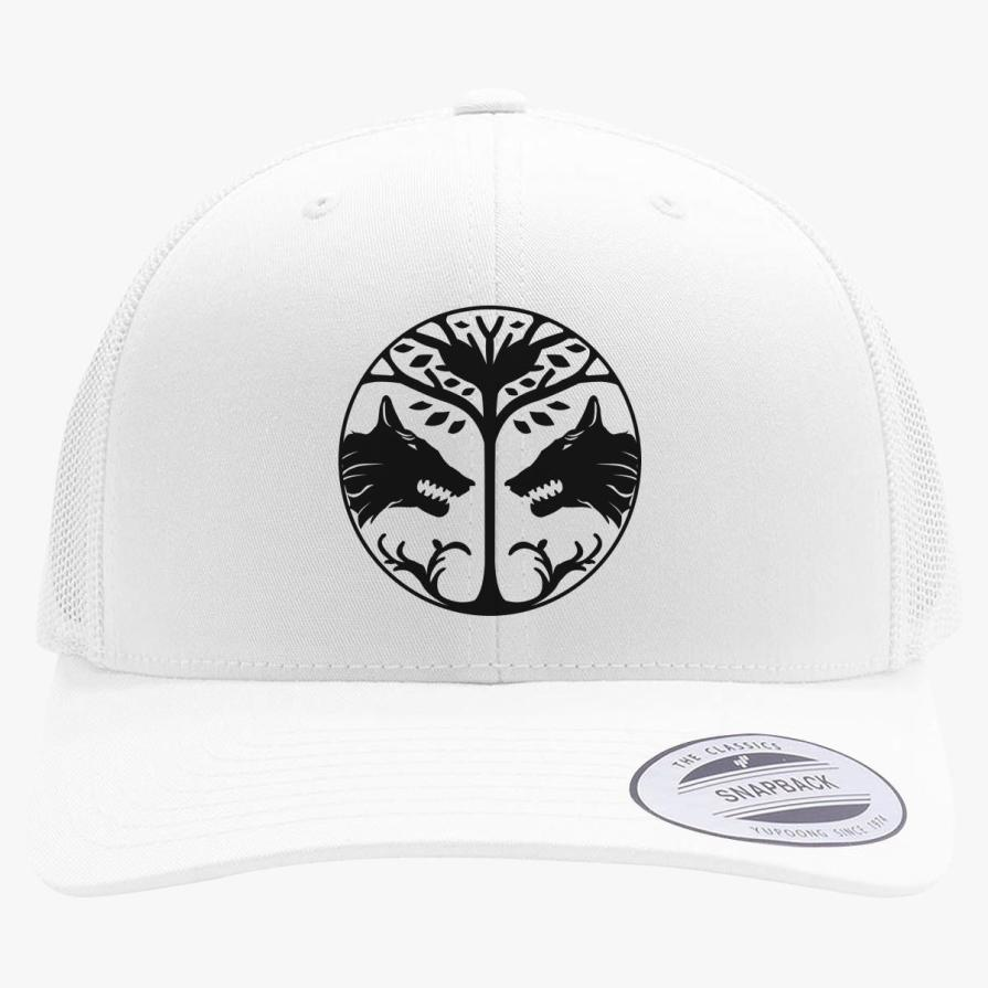 Destiny Iron Banner Crest - Destiny Retro Trucker Hat