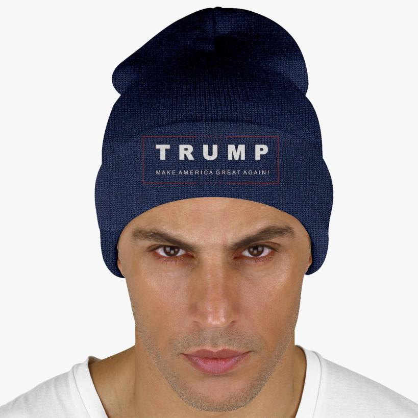 Trump Make America Great Again Knit Cap