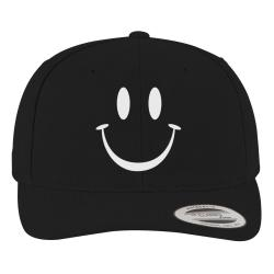 b4267d21c2a5f Smiley Face Forrest Brushed Cotton Twill Hat Customoncom