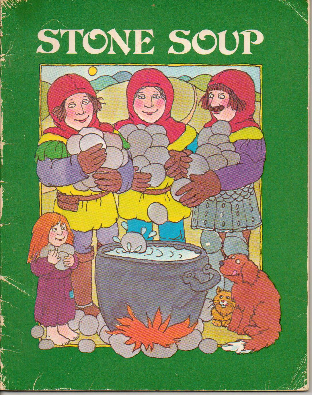 Stone Soup By Troll Associates