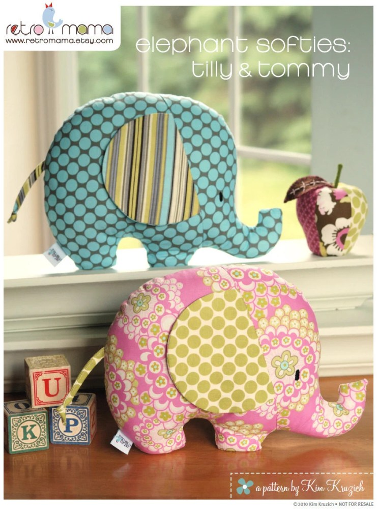 Five Things Friday: Elephant Crafts (3/5)