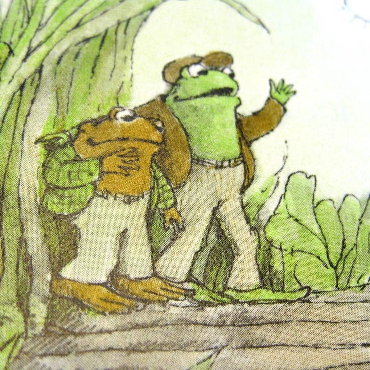 Frog And Toad Together By Arnold Lobel By Backstashandbygones