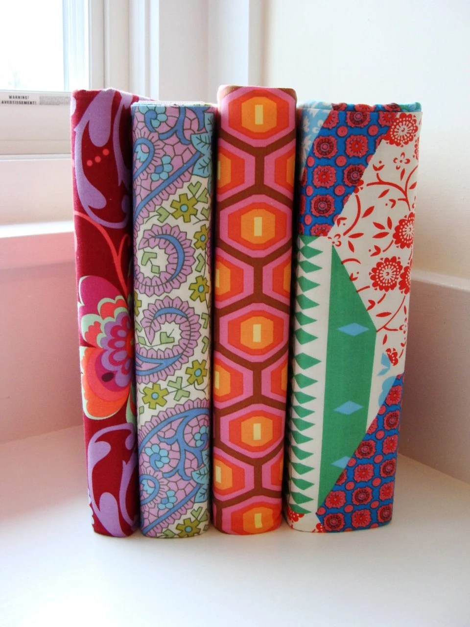 Custom Three Ring Binder Fabric Slipcover Choose From Our