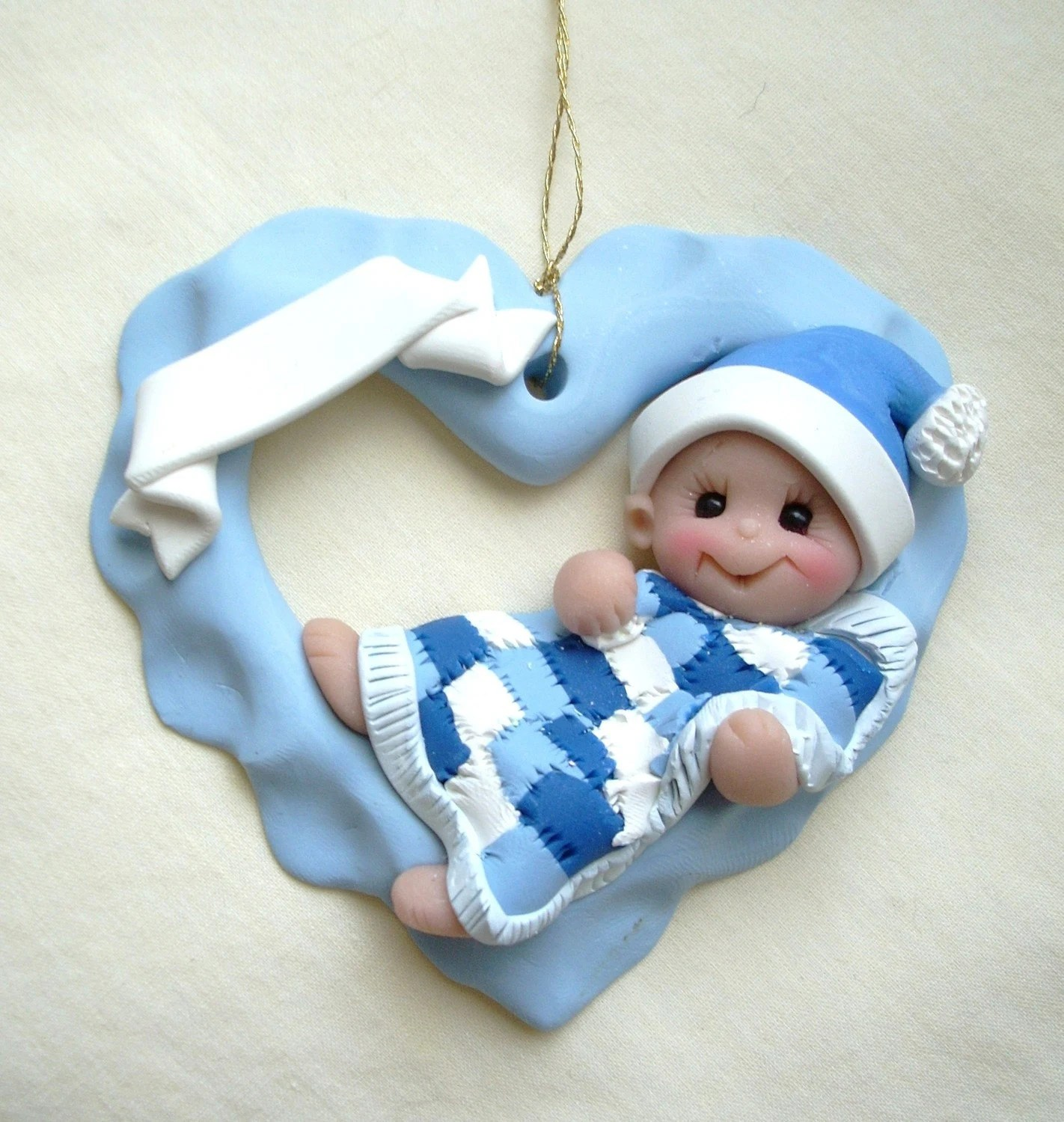 2011 Babys First Christmas Ornament Personalized Baby