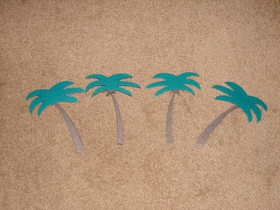 Items Similar To TROPICAL PALM TREE WALL DECOR HOT TUB