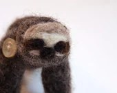 Mojave the Pocket Sloth - marathon1981