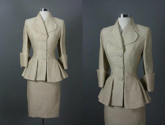 Items Similar To Vintage 1950s 50s Elegant LILLI ANN